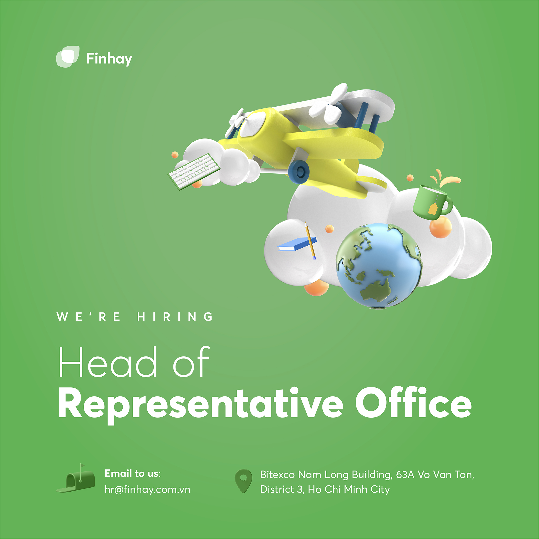 Head of Representative Office in HoChiMinh City