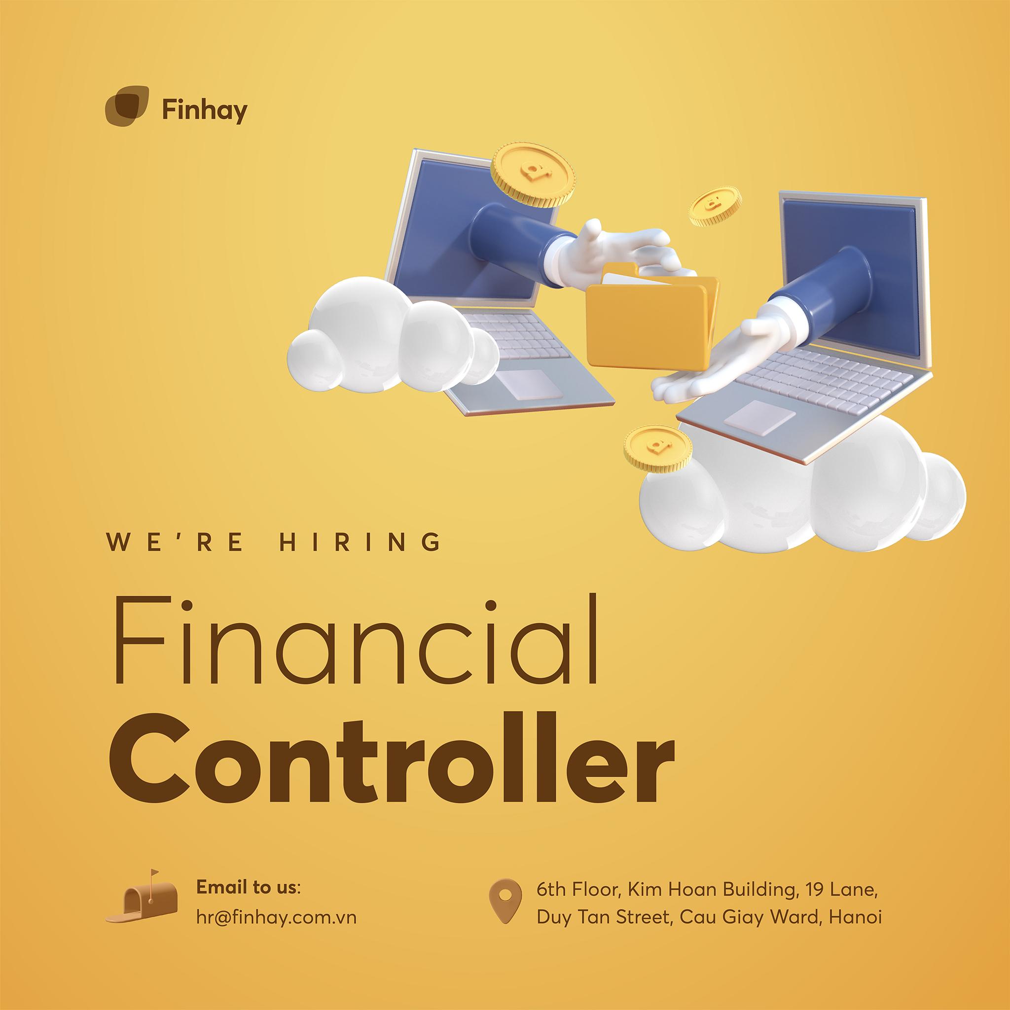 Financial Controller (Junior)