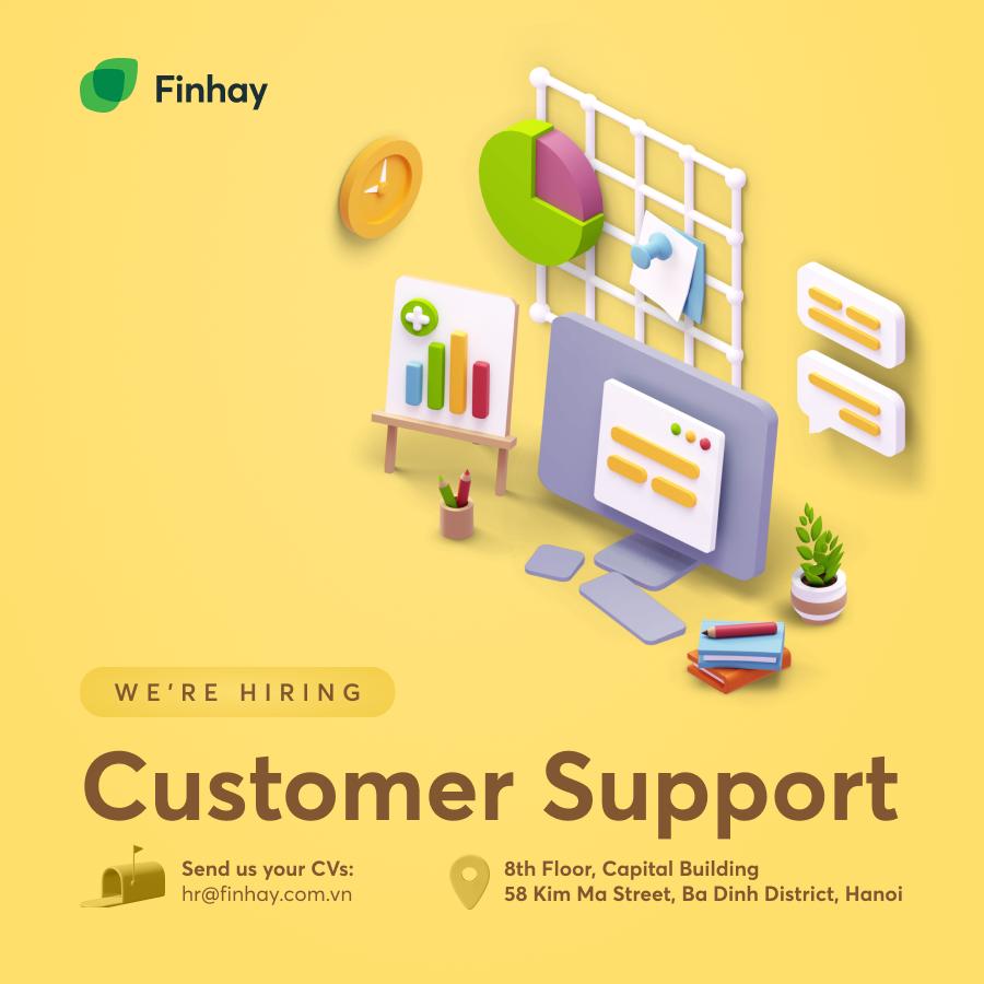 Customer Support (Junior)