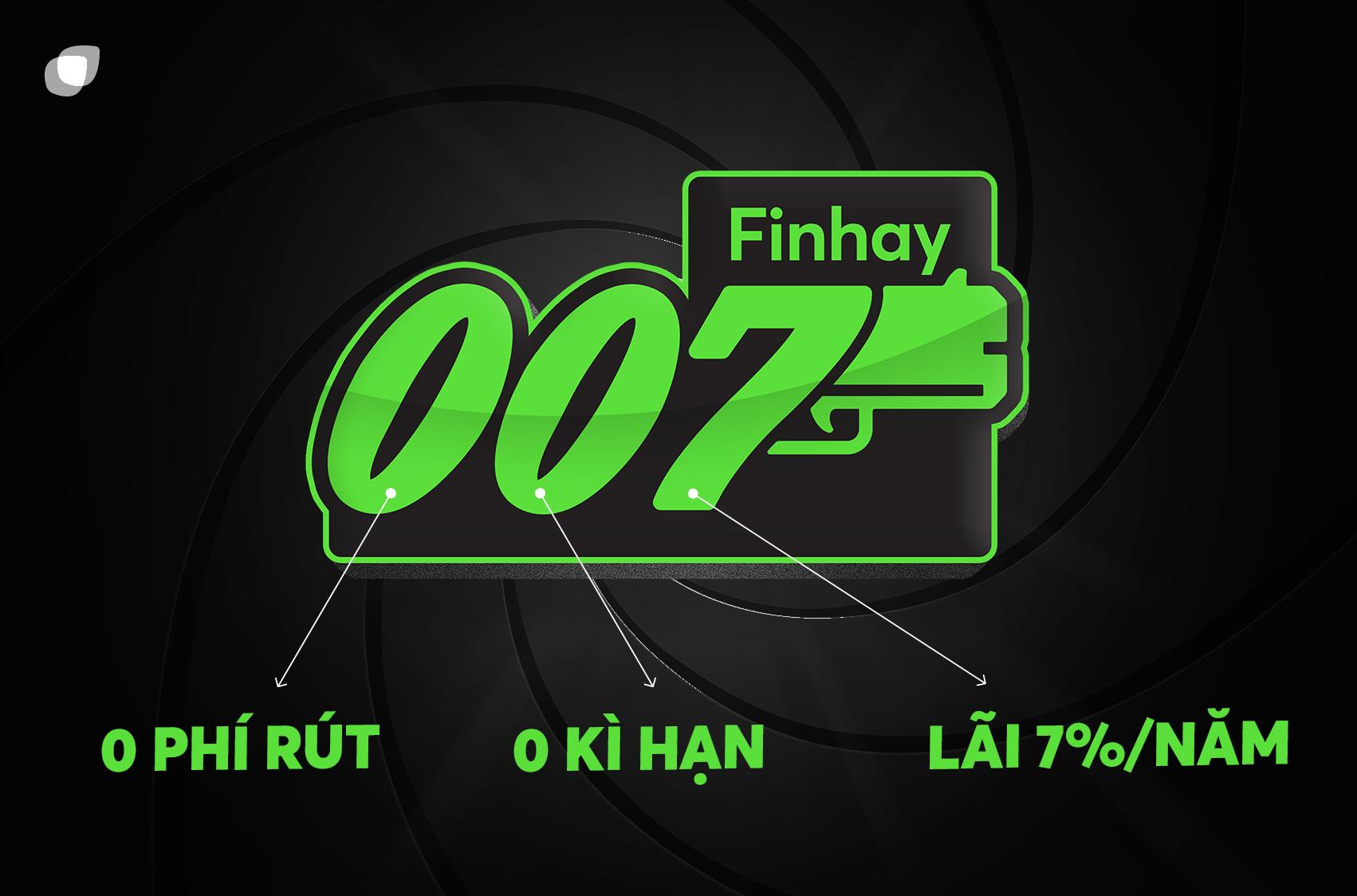 Finhay 007 đã kết thúc
