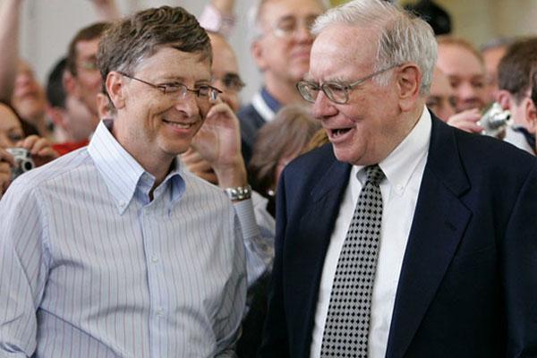 """3 Bài học """"đắt giá"""" từ tình bạn đẹp của tỷ phú Bill Gates và nhà đầu từ thiên tài Warren Buffett"""