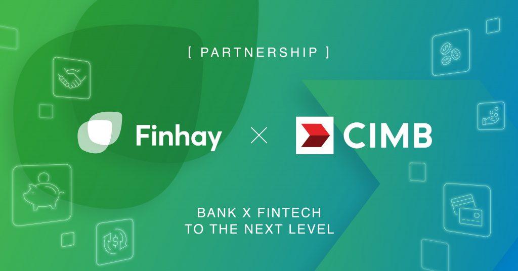 CIMB hợp tác cùng Finhay: Đa dạng hoá tài chính nhúng tại Việt Nam