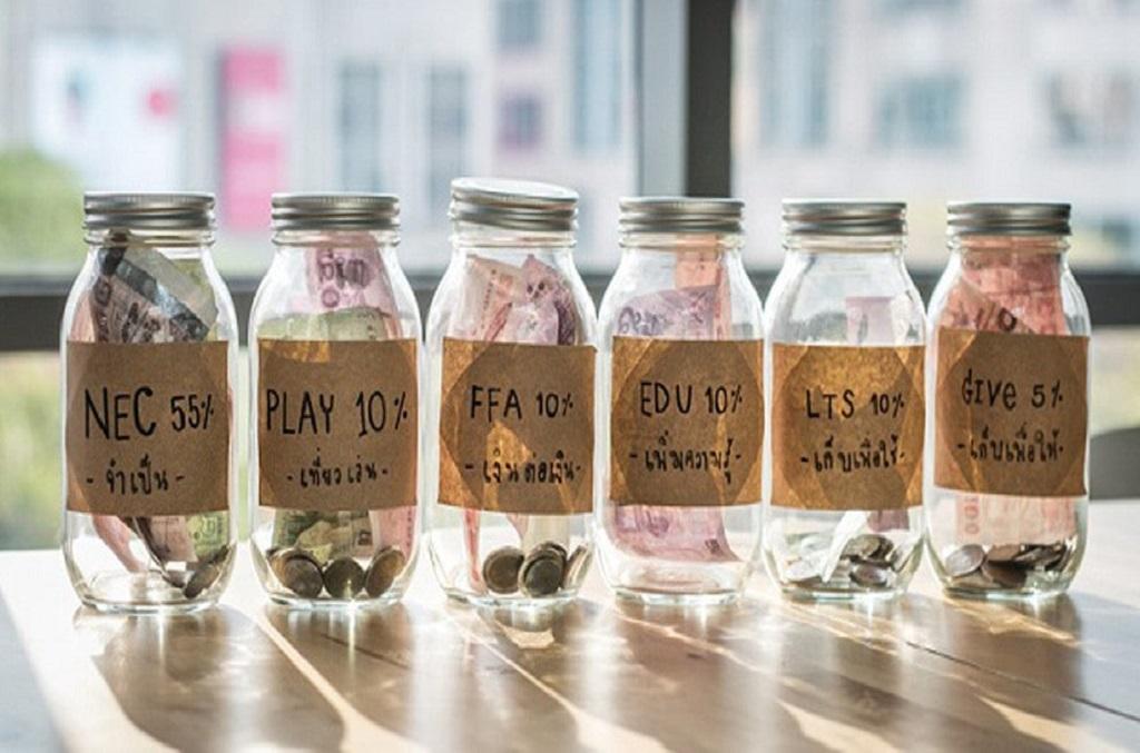 Nguyên tắc 6 cái lọ – Công thức giữ tiền thông minh như chuyên gia tài chính