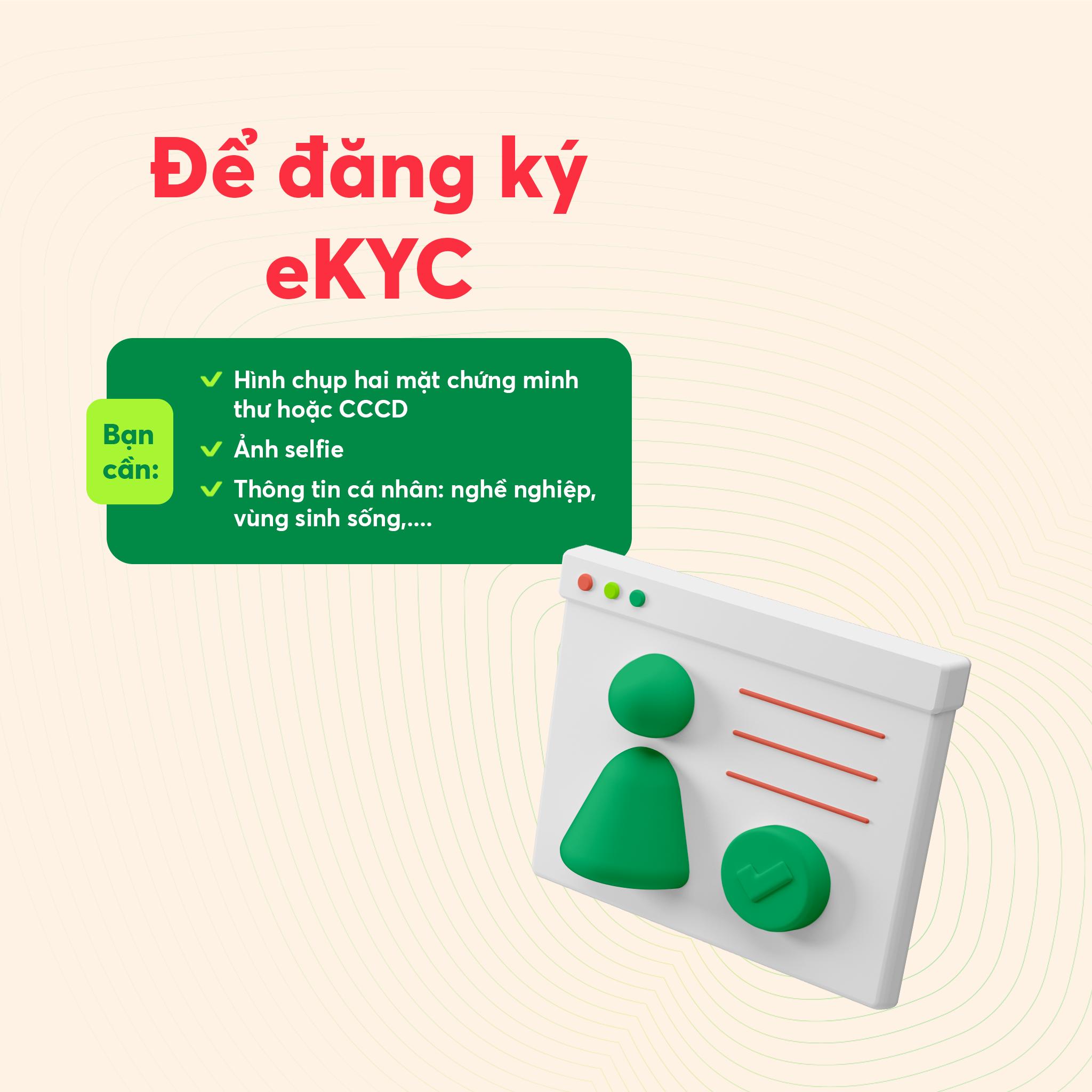 đăng ký eKYC